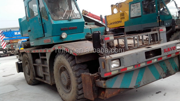 rough crane kato KR-25H for sale best price 25 ton in Shanghai hot sale