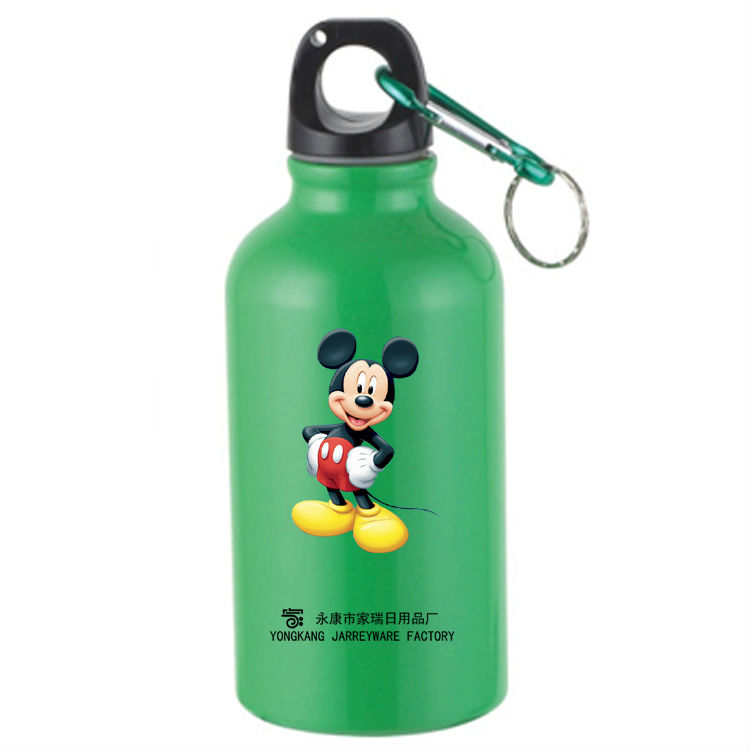 Single Wall Sport Bottle Water
