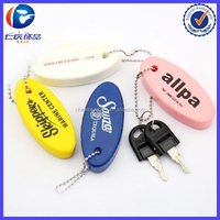 2016 Personalized Eva Foam Floating Key Chain