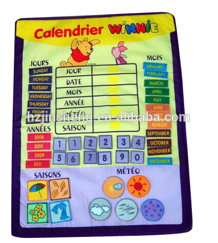 cute printed educational wall chart for office and school use
