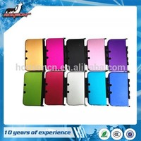 Nice Look and Anti-shock Hard Aluminum Metal Box Cover Case Shell for new DS XL LL Gamepad