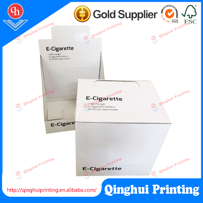 Printed Paper Cardboard Box Packaging Display