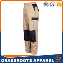 Chine Fabrication Fournisseur Hommes <span class=keywords><strong>Pantalon</strong></span> <span class=keywords><strong>de</strong></span> Cago 2016 Heavy Duty Cargo <span class=keywords><strong>Travail</strong></span> <span class=keywords><strong>Pantalon</strong></span> avec Genouillères Poches