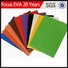 eva high quality cheap foam rubber material wholesale