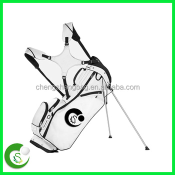 China Manufacturing Design Your Own Golf Bag With Stand