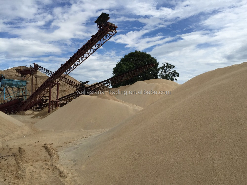 Best price construction river sand