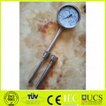 glycerin filled thermometer gas expansion thermometer vibration thermometer
