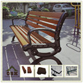 wpc park benches outdoor garden benches and chiar