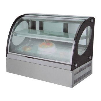 PK-JG-HT900 Elegant shape, durable cooling series for Supermarket Cake Display Showcase