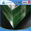 3-19mm 3m security glass laminated with SGCC certification