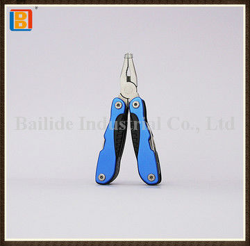2017 Hot Selling 9 In 1 Mini Combination Plier Folding Plier Multi Functional Hand Tool Pliers