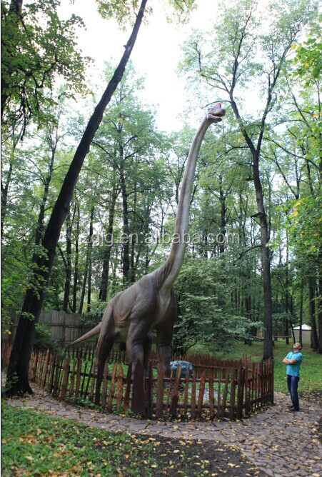 Sports Entertainment Jurassic Brachiosaurus Dinosaurs Park