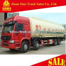 8x4 45cubic dry cement powder tank truck