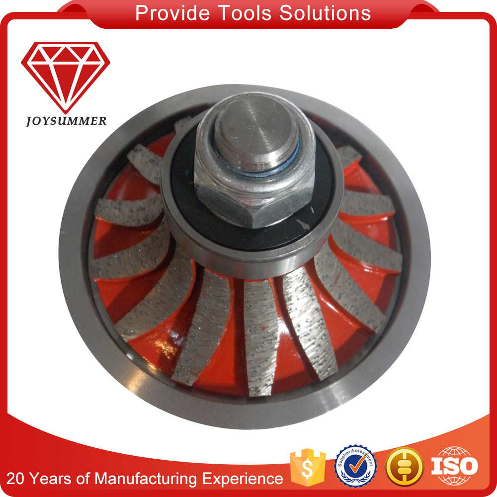 Diamond router bits for granite B20