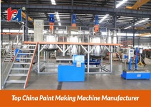 Painting Equipment, Paint Machinery, Coating Production Line