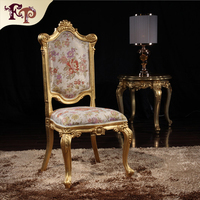 Gorgeous palace furniture - antique hand carved chair furniture