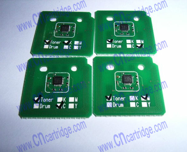Toner Reset Chip For Xerox DocuPrint C2250 C3360 CT201129 CT201130 CT201131 CT201132