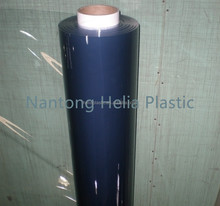 Factory selling flexible pvc super clear sheet transparent film rolls for packing and etc
