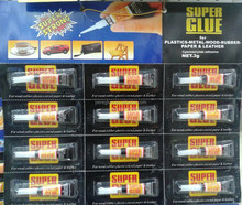 Quick bond household DIY super glue 2g,3g in tubes