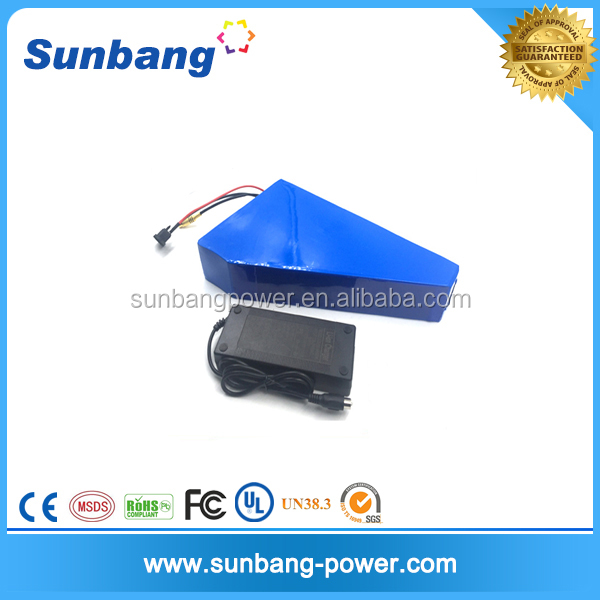 Customized high power 18650 48V li-ion battery 20Ah for e-bike/electric scooter