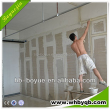 Lightweight fireproof sound insulated glass fiber reinforced eps concrete sandwich home room partition wall panels