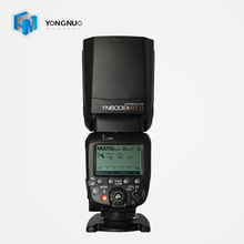 YongNuo YN600EX-RT II Wireless Speedlite Flash With Optical Master TTL HSS For Canon AS For Canon 600EX-RT