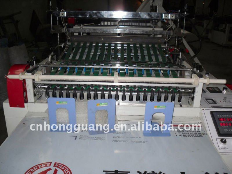 plastic air bubble bag machine