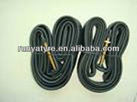 China cheapest butyl rubber bicycle inner tube 26x2.125