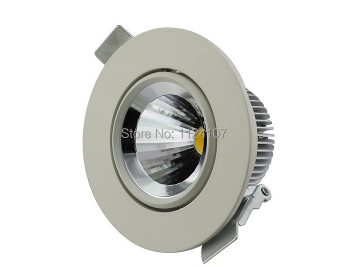 High power light source, Integrated chip AC85-265V COB 3W LED down light High CRI,Brighter,Long lasting, 2-year warranty T655603