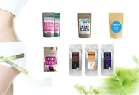 OEM service 100% Organic Herbal Detox Skinny Tea Without Side Affects of 14 or 28 Days Teatox