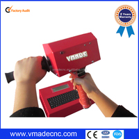 China Factory supply Hot sale Dot Peen Marking Machine Portable for VIN Numbers
