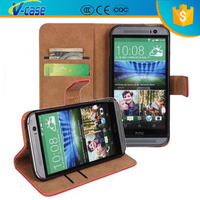 Book Flip Wallet PU Leather stand Case Cover For HTC Desire 620 610 510 310