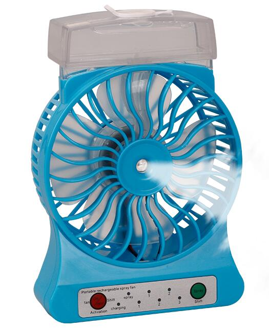 New invention air cooler water mist fan