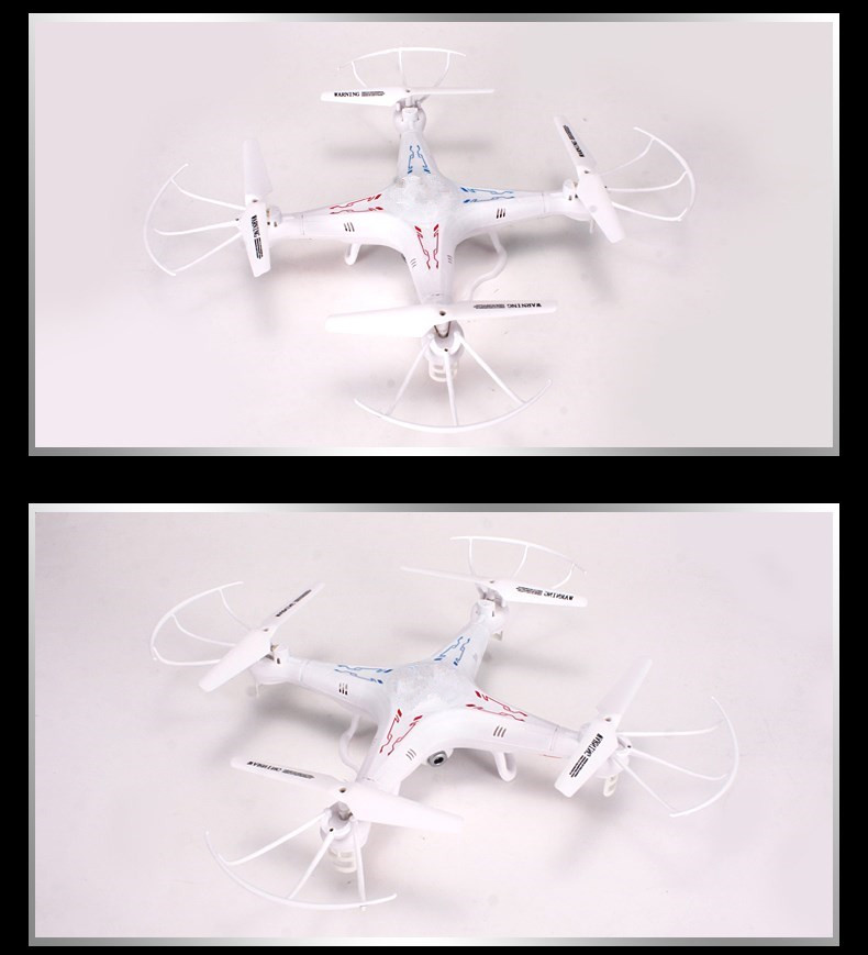 Syma X5C 2.4G Gyro HD Camera RC Quadcopter with 2.0MP Camera