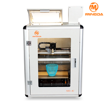 OEM ODM Fashionable Interior Design 3d Printer Machine , MINGDA MD-4C