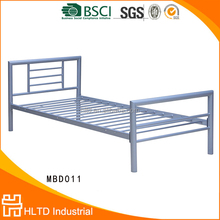 high quality single size metal cheap bed frames