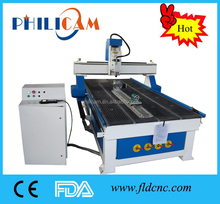 hot 3d lifan philicam FLDM1325 wood cnc router with lowest price