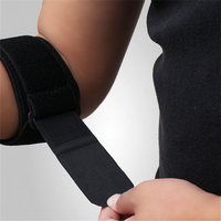 Wholesale Customized Adjustable Elbow Support Strap/Brace with Compression Pad