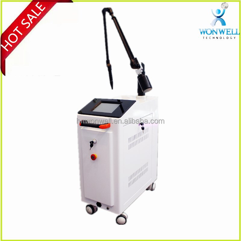 2016 Q switched Nd.Yag Laser 500w
