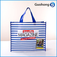 Full color printing eco-friendly tote bag