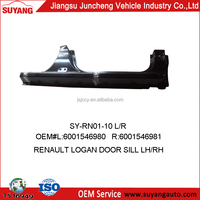 RENAULT LOGAN iron parts door sill rock bottom auto parts