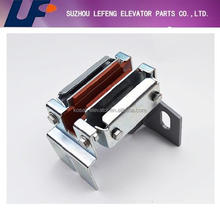 Passenger elevator car cabin guide shoe price, elevator sliding guide shoe manufacturer