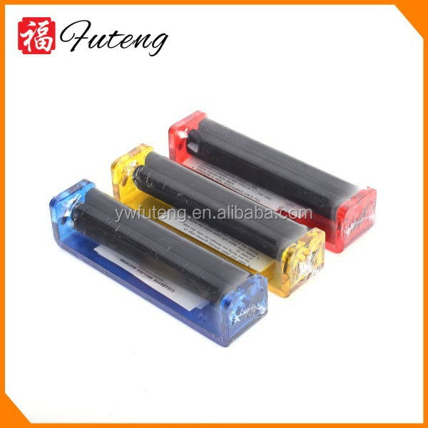 Manual Long tobacco injector 110mm plastic cigarette rolling machine