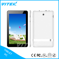 Cheap 1024 x 600 7 inch android 4.4.2 free 3d games tablet pc