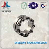 jiangsu supplier ISO9001 certified Z series spring coupling for generator