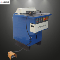 hydraulic metal aluminium profile angle cutting machine