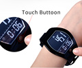 Fashionable E-Ink Touch Screen Veryfit Fitness Bluetooth Watch