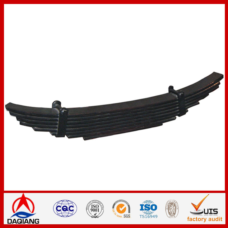 Suspension System trailer u shaft used on leaf spring suspension