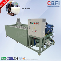 Edible Block Ice Maker for fishery In Egypt