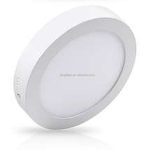 6w Surface Mounted Down Lghts Round Led Ceiling Light, Indoor Led Panel Light
